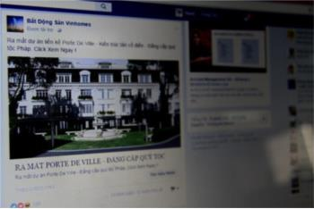 Marketing online, sân chơi của những ông lớn bất động sản