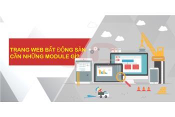 Thiết kế web bất động sản không thể thiếu những chức năng gì?