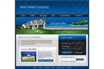 10 ý tưởng dành cho thiết kế web bất động sản của bạn