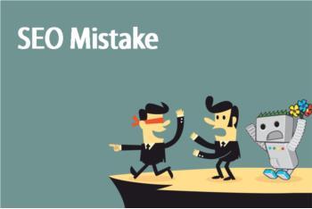 7 sai lầm thường gặp của người mới làm SEO và cách khắc phục